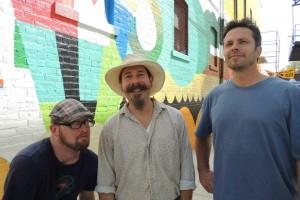 Jim McKern, Tom & Billy Pozzo, 2012