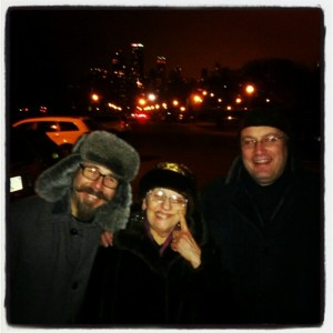 Tom, Lois & Pete, 2012