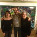 studio visit with Sergio & Yanina Gomez