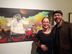 Liz & Tom, 2013