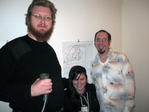 Tom with Stephanie & Jeriah