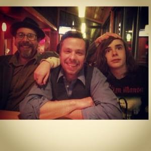 Tom, Billy Pozzo & Neil
